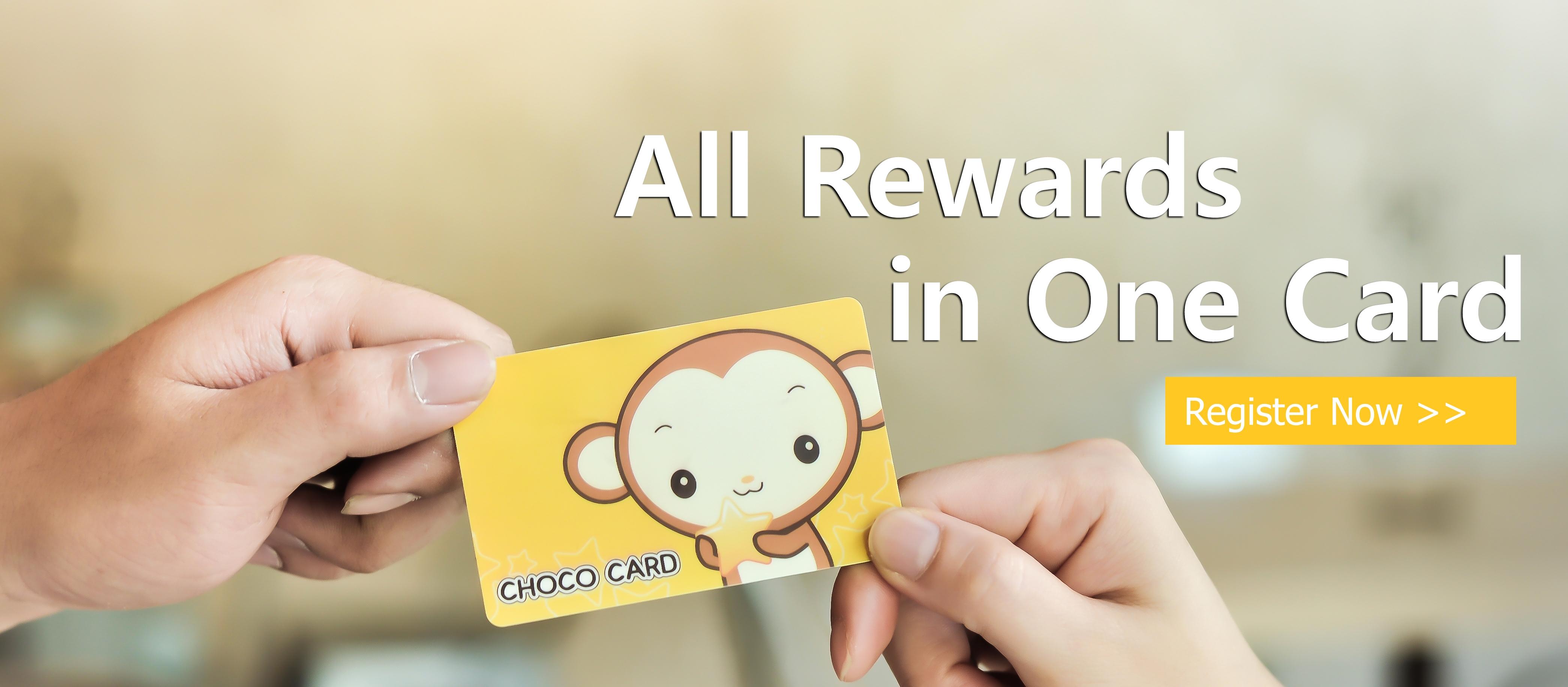 Choco Card Intro